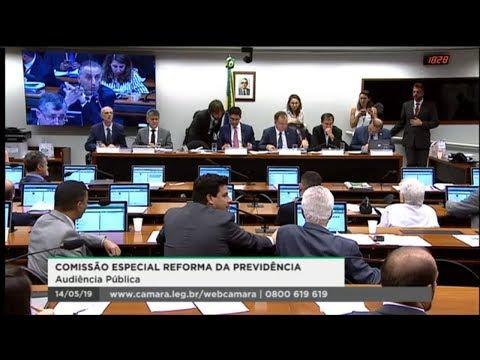 Comissão Especial da Reforma da Previdência - Regime Próprio de Previdência - 14/05/2019 - 14:59
