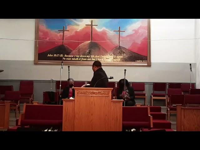 April 25th 2021 Jerriel Missionary Baptist Church Sunday Worship