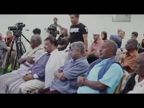 لقاء قيادة المجلس الانتقالي الجنوبي مع عدد من منظمات المجتمع المدني وشخصيات اجتماعية وثقافية بالمكلا
