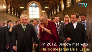 A Tribute to John Simon Bercow