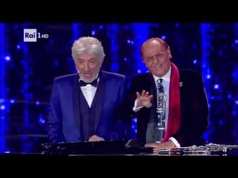 Gigi Proietti e Renzo Arbore