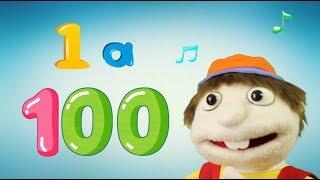 Ensinando os números para crianças - Turma do Zé Alegria