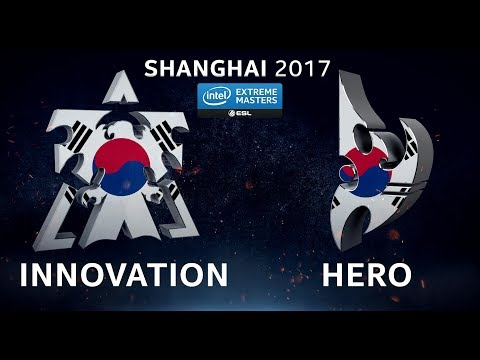 StarCraft II - INnoVation vs. herO [TvP] - Quarterfinal #2 - IEM Shanghai 2017