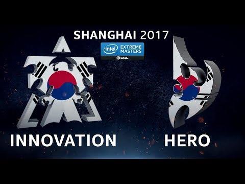 StarCraft II - INnoVation vs. herO [TvP] - Quarterfinal #2 - IEM Shanghai 2017