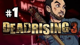 THE AFTER PARTY BEGINS - Dead Rising 3 Co-op w/Nova & Sp00n Ep.1 ( Xbox One )