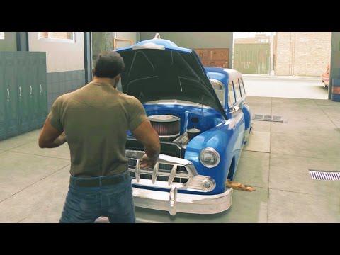 Trailer do filme Roubando Carros