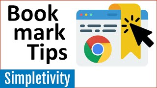 How To Manage Chrome Bookmarks Like A Pro  Website Tips