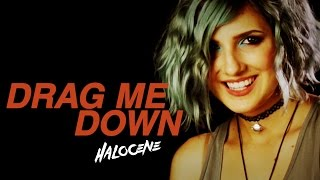 Video One Direction - Drag Me Down - Punk goes Pop / Rock cover by Halocene Download download MP3, 3GP, MP4, WEBM, AVI, FLV Desember 2017