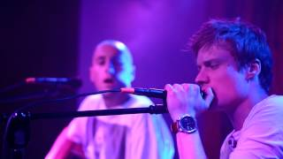Marcin Spenner & BIBa - Your Love Is A Song (Switchfoot Acoustic cover) LIVE 02.07.2012 HD
