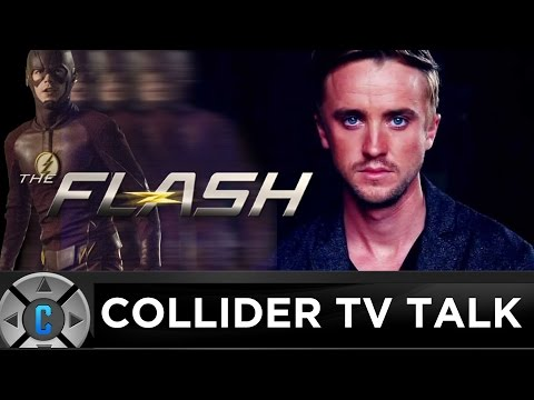 Collider TV Talk - The Flash Casts Tom Felton, Lionsgate Acquires Starz Network