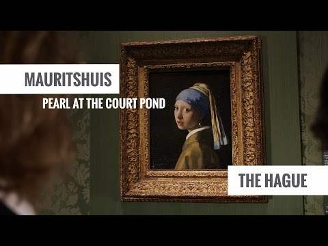 The Hague -  Mauritshuis museum