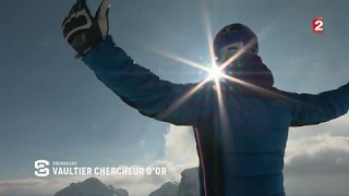Snowboard : Pierre Vaultier, chercheur d'or
