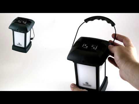 Отпугиватель комаров ThermaCELL Outdoor Lantern с функцией фонаря для улицы