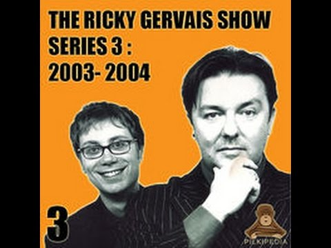 Ricky Gervais Show XFM (81) Bit Miserable Today Karl?,  Land's-a-Grotty and more
