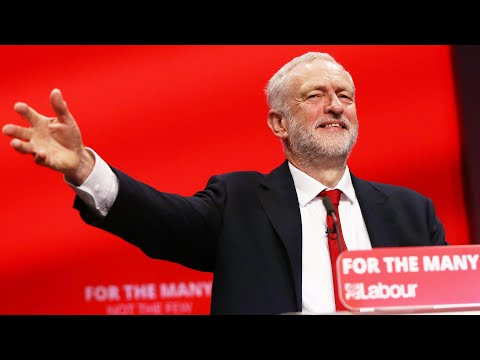 Jeremy Corbyn's conference speech in four minutes