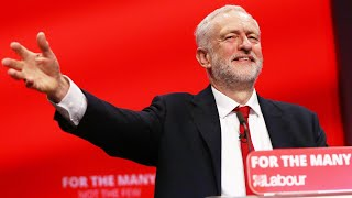 Jeremy Corbyn's conference speech in four minutes thumbnail