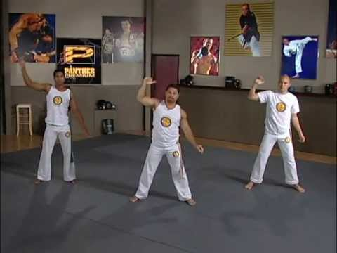 Capoeira for Beginners, by Grupo Axe