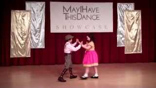 You are My Sunshine - swing dance