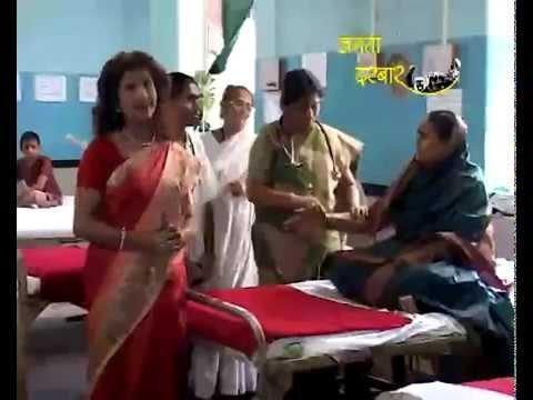 Janata Darbar JD EP.9 - Ayurveda Department at Sasoon Hospital part-I
