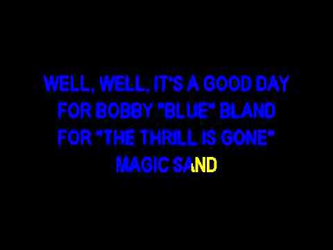 Good Day For The Blues by Storyville Acoustic Karaoke Guitar Cover