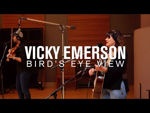 Vicky Emerson - Bird's Eye View (Live at Radio Heartland) Mp3