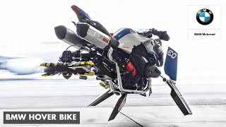 Download Video BMW Flying Motorcycle Concept | Hover Bike MP3 3GP MP4