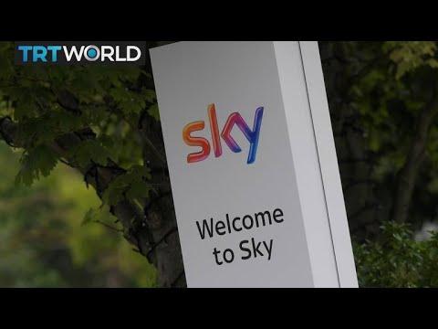 US cable giant Comcast threatens Murdoch's Sky bid | Money Talks
