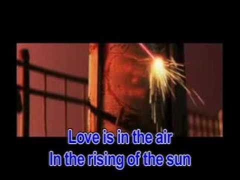 Love is in the air - Milk&Sugar VS John Paul Young (Karaoke)