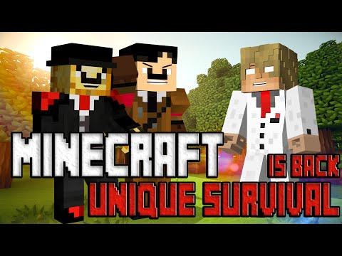 ◇Unique Surival◇We found the map guys!