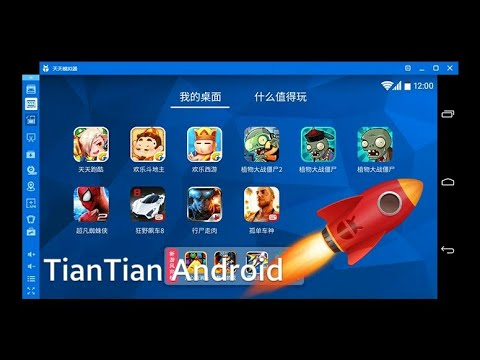 TianTian Android 64 Bit Latest Emulator For Windows In 2019 (Installation Guide & Look Inside)