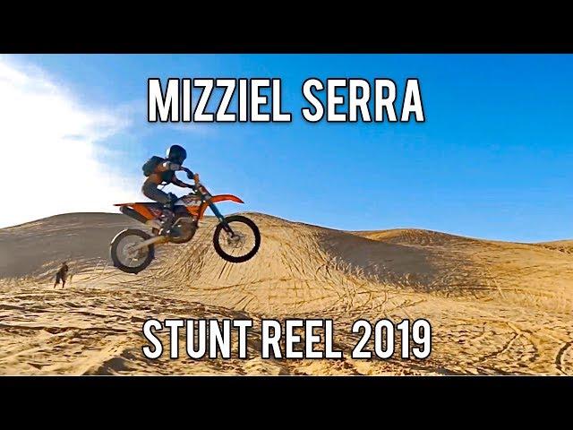 Mizziel Serra Stunt Reel Nov 2019