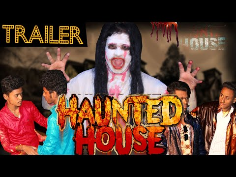Hunted House||Official Trailer||Comming Soon||Horor Story||Group Round 3