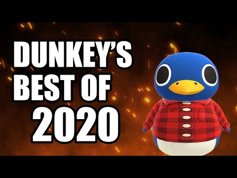 Dunkey's Best of 2020