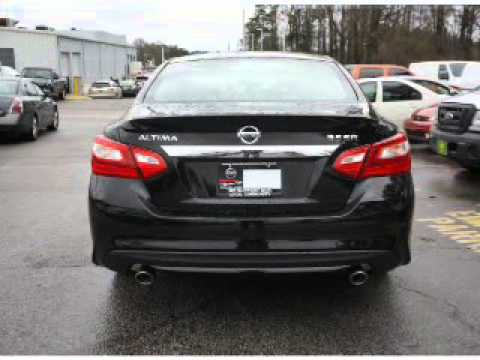 2016 Nissan Altima C160553 - Union City GA