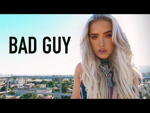 Bad Guy - Billie Eilish | (Macy Kate Cover) VR180