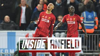 Download INSIDE ANFIELD: Liverpool 3-1 Man City | The UNSEEN footage Mp3 and Videos