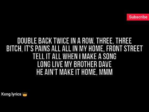 YoungBoy Never Broke Again – Kacey Talk (lyrics) Karaoke with instrumental