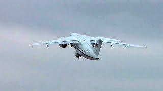 Ан-148 Отличный самолет который вывели из ГА в 2015 году.