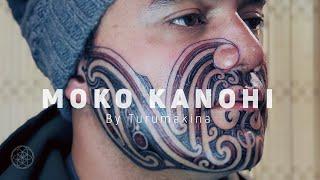 TA MOKO by Turumakina | Mataora Ta Moko on Stephen Te Moni from Rotorua, Aotearoa