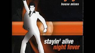 Disco Deejays ‎- Stayin