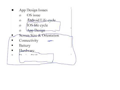 IT 448 - Mobile Application - Week 2 - by dr. Habib