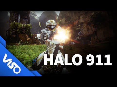 Halo 911 - Police Brutality! Series Finale (Reno 911 Parody) #9 - Directors Series