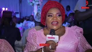 Mercy Aigbe, Odunlade Adekola, Femi Adebayo All Turn Up at #OBA 2018