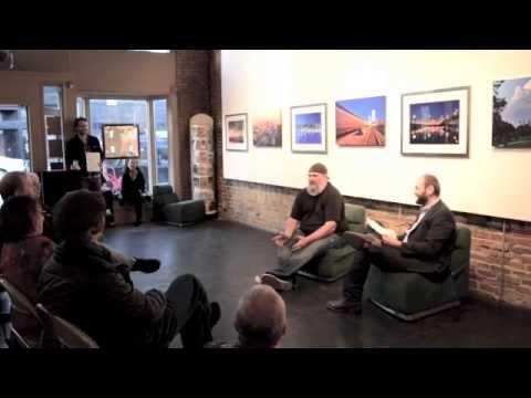 Justin Terveen Q&A - Kettle Art Gallery - April 2013