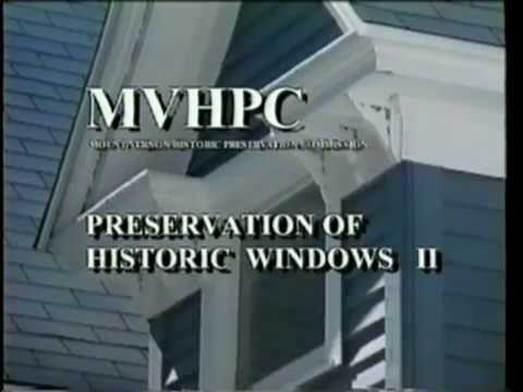 Historic Windows - Part 2 - Replacement