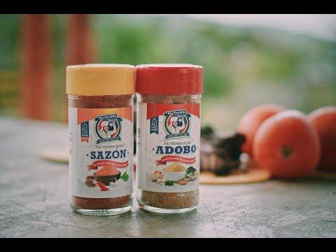 The Freakin Rican Adobo and Sazon