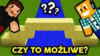 BUDUJEMY MOST Z PIASKU! - Minecraft   ZIO i LJay