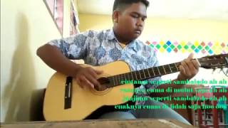 Video Ayu Ting Ting - Sambalado Joy Fingerstyle Guitar cover download MP3, 3GP, MP4, WEBM, AVI, FLV Oktober 2017
