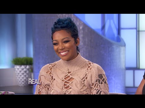Monica Opens Up About Drama with Brandy