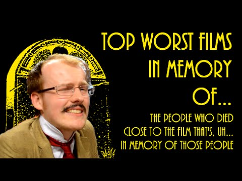 O.K. Shinny Lists | Top Worst Films in Memory of...